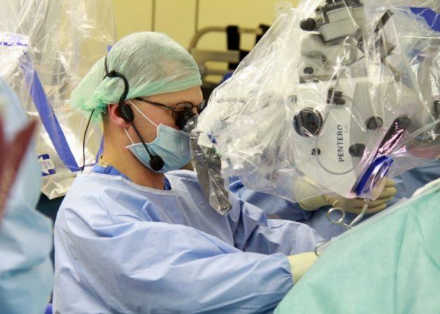 Безоперационное лечение опухолей головного мозга